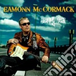 Heal my faith cd musicale di Mccormack Eamonn