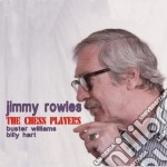 The chess players cd musicale di Jimmy Rowles