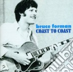 Coast to coast cd musicale di Bruce Forman