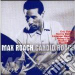 Max Roach - Candid Roach cd musicale di Max Roach
