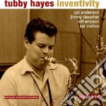 Inventivity cd musicale di Tubby Hayes