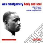 BODY AND SOUL                             cd musicale di Wes Montgomery