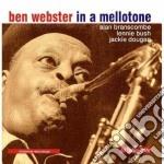 In a mellotone cd musicale di Ben Webster