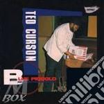 BLUE PICCOLO                              cd musicale di Ted Curson