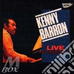 LIVE                                      cd musicale di Kenny Barron