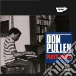 PLAYS MONK                                cd musicale di PULLEN DON