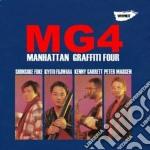 Mg4 cd musicale di Manhattan graffiti four