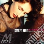 Let yourself go cd musicale di Stacey Kent