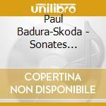 Sonates pour le pianoforte k.332,333.457.475 cd musicale