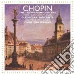 Il concerto di varsavia del 1830 cd musicale di Chopin