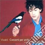 Vivaldi / Rinaldo Allessandrini - Concerti Per Archi cd musicale