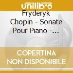 Sonata n� 2 op.35 etudes op.25 cd musicale