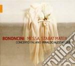 Messa stabat mater cd musicale di Bononcini