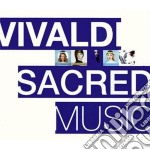Musica sacra cd musicale di Vivaldi