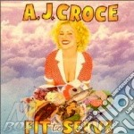 FIT TO SERVE                              cd musicale di A.J.CROCE