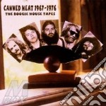 THE BOOGIE HOUSE TAPES(2CD) cd musicale di CANNED HEAT