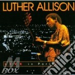 Live in paris cd musicale di Luther Allison