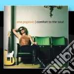 COMFORT TO THE SOUL cd musicale di ANA POPOVIC