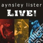 Live! cd musicale di Aynsley Lister