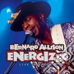 ENERGIZED - LIVE IN EUROPA cd musicale di BERNARD ALLISON