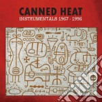 INSTRUMENTALS 1967-1996 cd musicale di CANNED HEAT