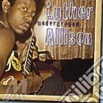 UNDERGROUND cd musicale di Luyher Allison