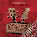 SEVEN MOONS LIVE                          cd musicale di BRUCE JACK & THROWER