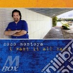 Coco Montoya - I Want It All Back cd musicale di Coco Montoya