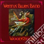 Woodstock cd musicale di Wentus blues band