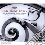 Great works for piano box cd musicale di Sergei Rachmaninoff
