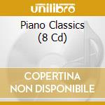 Piano classics cd musicale di Artisti Vari