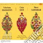 Hindustani classica vocal cd musicale di Artisti Vari