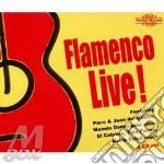 FLAMENCO LIVE (4CD SET) cd musicale di ARTISTI VARI