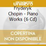Piano works cd musicale di Fryderyk Chopin