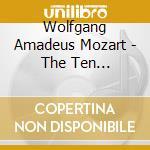 Ten celebrated string quartets cd musicale di W.amadeus Mozart