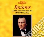 Complete piano cd musicale di Johannes Brahms