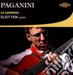 24 caprices op.1 cd musicale di N. Paganini