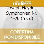 Symphonies box v.1 fischer cd musicale di Haydn franz joseph