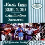 Oriente de cuba/estudiantina cd musicale di Artisti Vari
