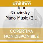 Piano music / martin jones cd musicale di Stravinsky igor fedo