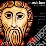 Mandelion cd musicale di John Tavener