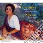 Spanish piano music cd musicale di Albeniz / granados