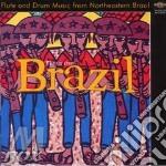 Flutes from brazil cd musicale di Artisti Vari