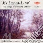 My lieder land v.2 cd musicale di Artisti Vari