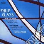 Music for organ cd musicale di Philip Glass