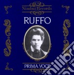 Ruffo prima voce cd musicale di Artisti Vari