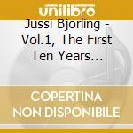 Bjorling prima voce cd musicale di Artisti Vari