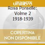 Ponselle v.2 prima voce cd musicale di Artisti Vari