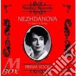 Nezhdanova cd musicale di Artisti Vari
