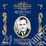 Bjorling in song cd musicale di Artisti Vari